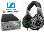 Auriculares Sennheiser HD700 + Lehmann Audio Black Cube Linear