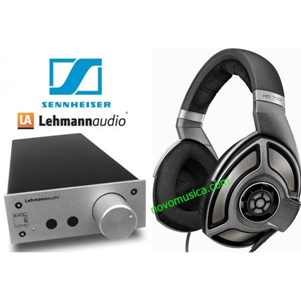 Auriculares Sennheiser Hd700 Lehmann Audio Black Cube Linear