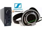 Auriculares Sennheiser HD800 + Lehmann Audio Black Cube Linear