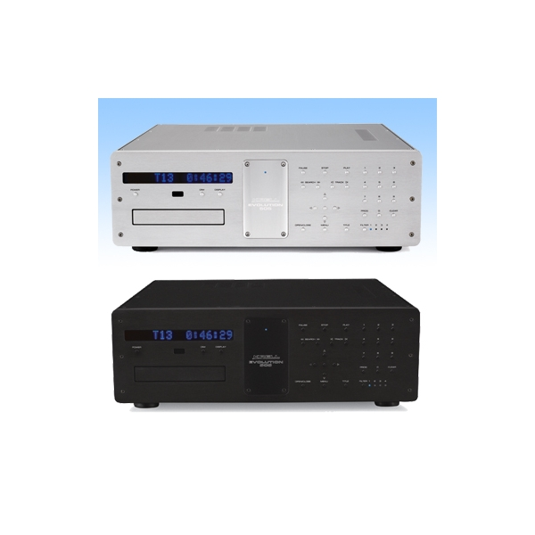 Krell EVO 505 Lector CD y SACD, MP3, WMA. Mando a distancia. Salida digital. Ser