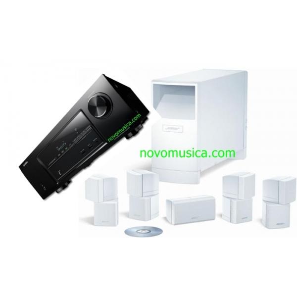 Home Cinema Denon AVR-X2000 + Bose Acoustimass 10 SIV
