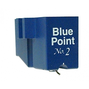 Sumiko Blue Point nº 2 Capsula MC, bobina móvil. Cantilever de aleación. Aguja e