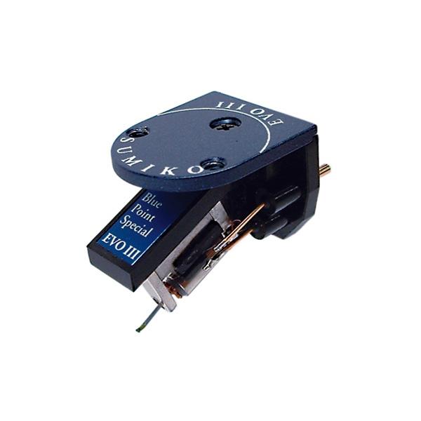 Sumiko Blue Point Special EVO III Capsula MC, bobina móvil. Cantilever de aleaci