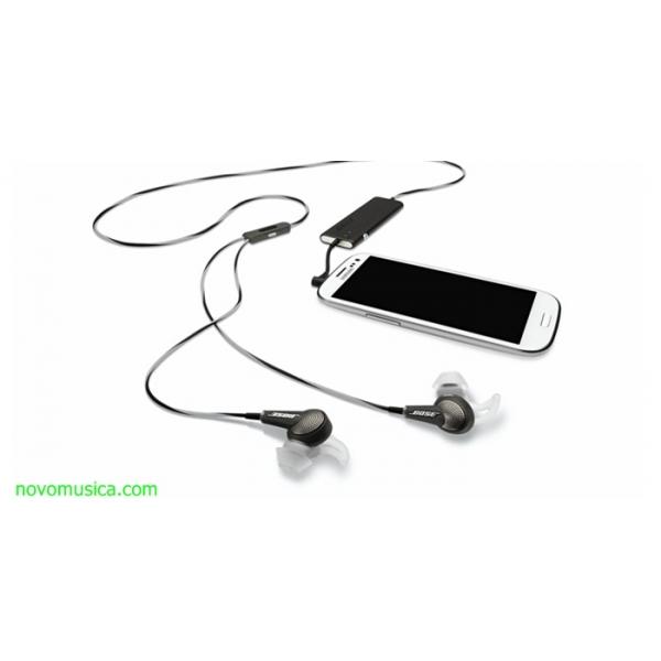 ebf822b22c4 Auriculares cancelación de ruido Bose Quietcomfort 20 QC20