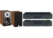 Equipo Sonido Cambridge Audio AM10 + CD10 + Dali Zensor 1