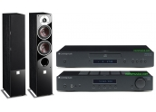 Equipo Sonido Cambridge Audio AM10 + CD10 + Dali Zensor 5