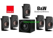 Altavoces Home Cinema Dali Fazon 5.1 + B&W ASW608