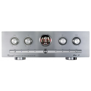 Vincent SV-236 Amplificador integrado 2x100Wats. Color plata, oportunidad de ti