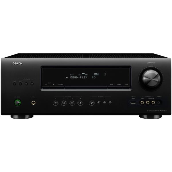 Denon AVR1612 receptor de audio vídeo 3D