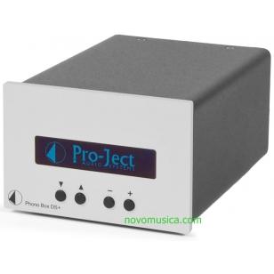 Previo de fono Project Phono Box DS Plus +
