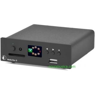 Reproductor multimedia Project Media Box S