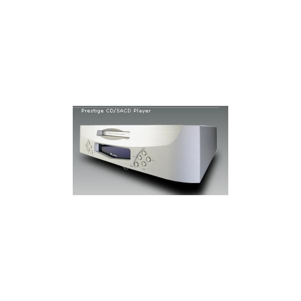 Audio Aero Prestige SACD Lector SACD CD. Mando a distancia. Salidas audio RCA/XL
