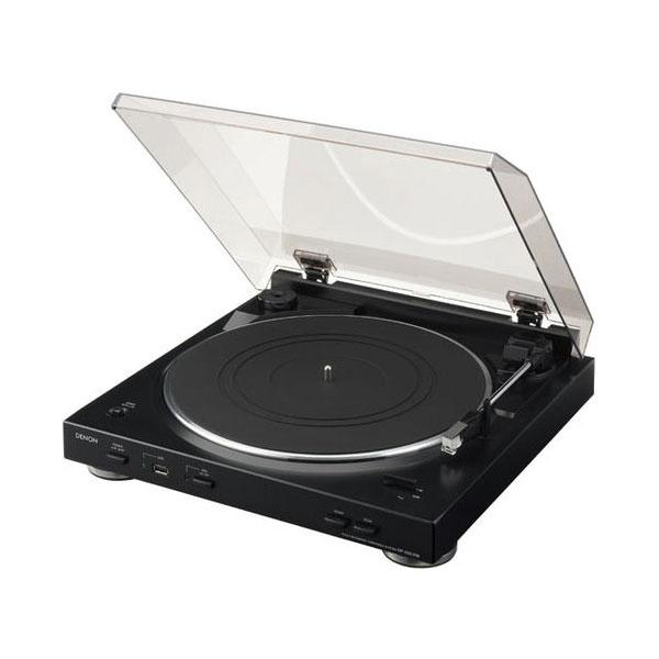 Denon DP-200USB Giradiscos formato mini automatico. Salida USB grabación en orde