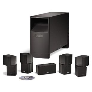 Bose Acoustimass 10 serie IV altavoces cine en casa Home Cinema