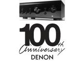 Denon PMA-A100 Amplificador  integrado 2x80 w. Serie especial 100 aniversari