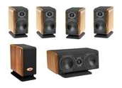 Altavoces Home Cinema Chario Piccolo Star Kit