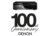 Denon DCD-A100 Lector CD, WMA, MP3. Serie 100th. Aniversario. Entrada frontal US