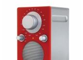 Tivoli Audio Pal Radio portátil AM/FM con batería recargable, entrada auxiliar y