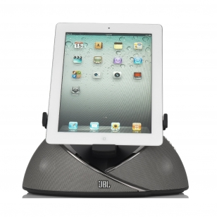 Altavoz iPad con Airplay JBL On Beat Air Altavoz iPhone con Airplay, sincronizac