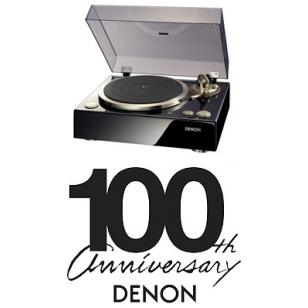 Denon DP-A100 Giradiscos manual. Capsula Denon DL-A100 MC. Edición 100 Aniversar