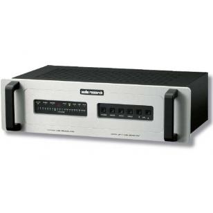 Audio Research SP 17 Preamplificador estereo. Circuiteria con valvulas. Mando a