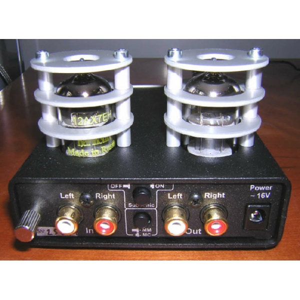 Previo Phono Project Tube Box II