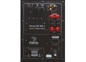 Focal JMlab Chorus SW800 V Subwoofer 350w. Altavoz de 270mm. Recinto reflex. Ent