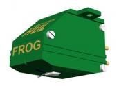 Van den Hul The Frog Capsula MC, bobina móvil. Cantilever de aleación. Aguja eli