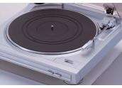 Denon DP-29 giradiscos automático de tamaño MIDI 36 cms ancho, tracción por corr