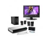 Bose Lifestyle 38 IV Sistema Cine en Casa con DVD y altavoces JewelCube
