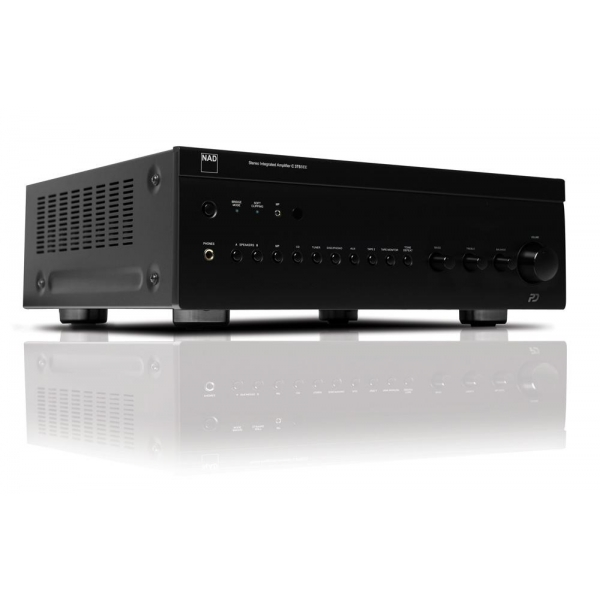 NAD C 375BEE Amplificador integrado2x150 w. Toma frontal para audio portatil