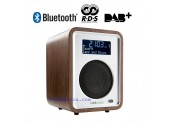Radio altavoz bluetooth...