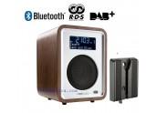 Radio altavoz Bluetooth...