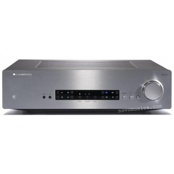 Cambridge Audio CXA80 | Amplificador 80 Watios RMA con entradas digitales y  Bluetooth opcional