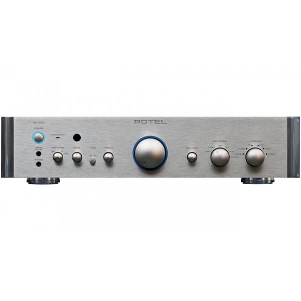 Rotel RA-1520 Amplificador integrado 2x60 watios, nueva serie 15. Entrada giradi