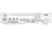 Amplificador Rotel RA-1520