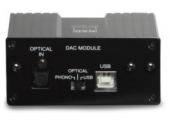 Amplificador NAD C356BEE DAC integrado de 80 Watios previsto con un convertidor