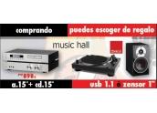 Music Hall a.15 y cd.15