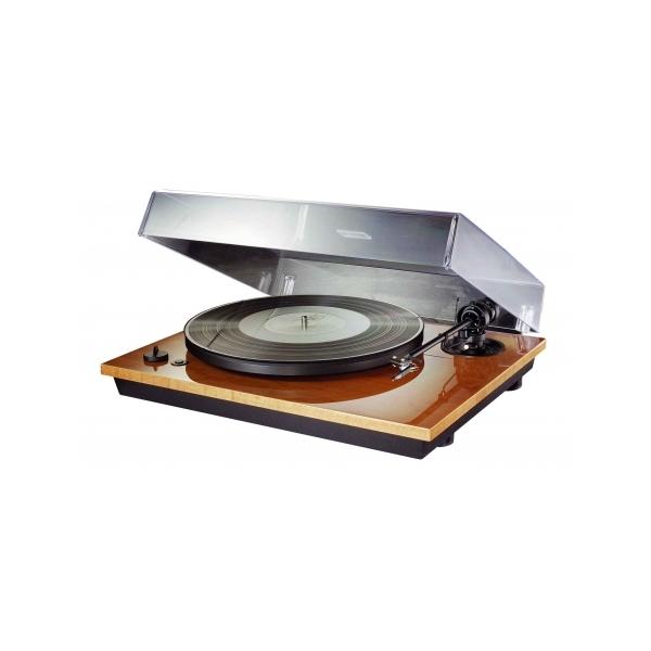 Thorens TD295 MKIV Giradiscos manual. Capsula Audio Technica AT 95E.
