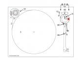 Giradiscos Project 2Xperience Basic + Piano