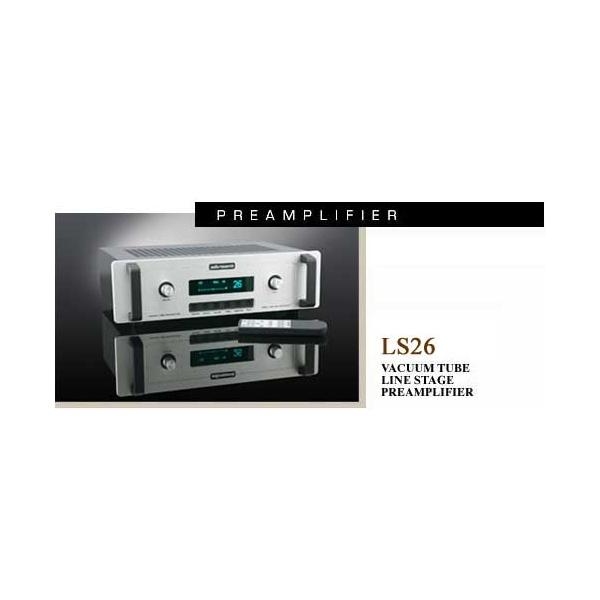 Audio Research LS 26