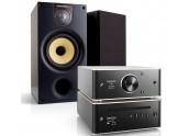 Equipo sonido Denon PMA50 +...