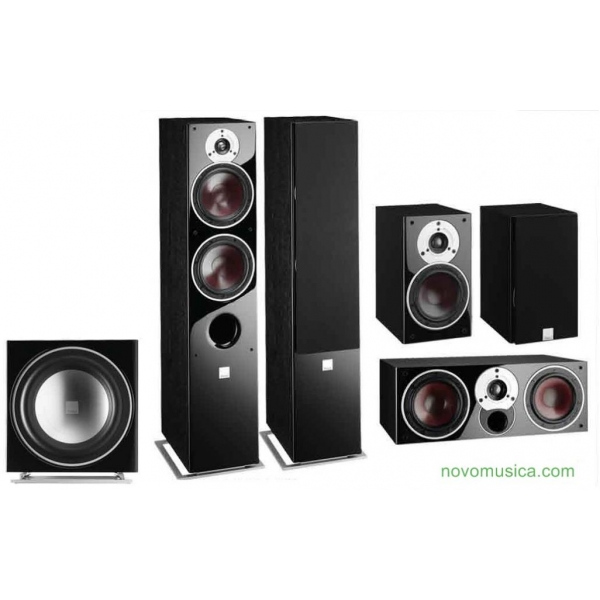 Home Cinema Cambridge Audio 351R + Dali Zensor 7 E12 Pack