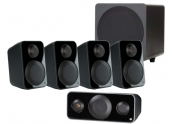 Monitor Audio Vector 5.1 Conjunto cine en casa, altavoces convencionales  2 vias