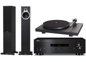 Yamaha AS201 + Tannoy...