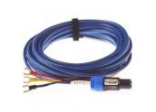Rel Bass Line Blue 3m Cable