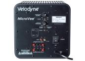 Velodyne Microvee Subwoofer 1000w. Altavoz de 153mm. Recinto cerrado con 2 radia