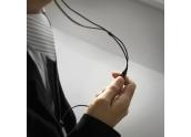 Denon AH-C560R auricular interno con micro para el móvil y control volumen