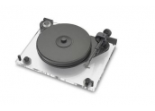 Project 6PerspeX Giradiscos manual. Brazo de fibra de carbono. Subchasis suspend