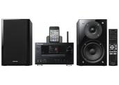 "Micro Cadena Pioneer X-HM81 con CD, Bluetooth, WIFI, pantalla de 2,4"", DLNA, Air"